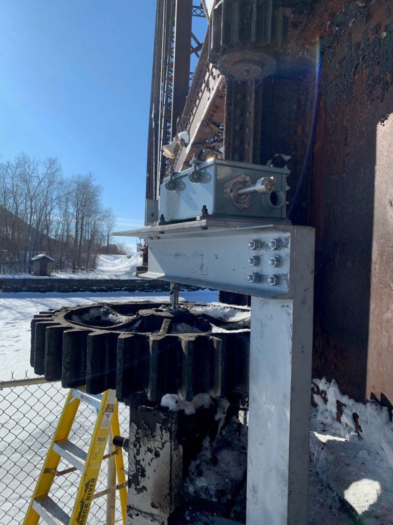 Image of Rail Swing Bridge Upgrades