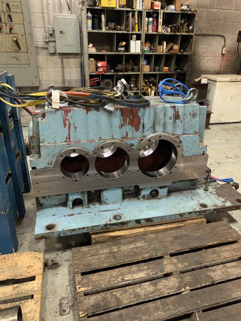 Image of Ball Mill Gearbox Refurbishment