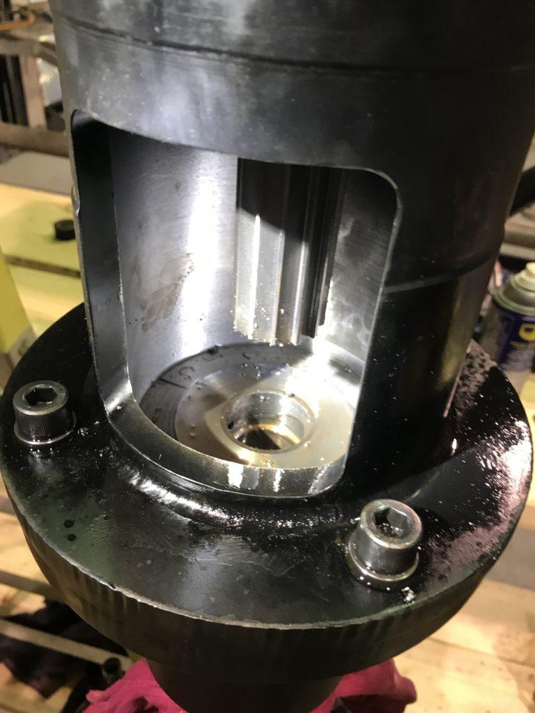 Image of Scott G.S. In Place Oilhead Machining