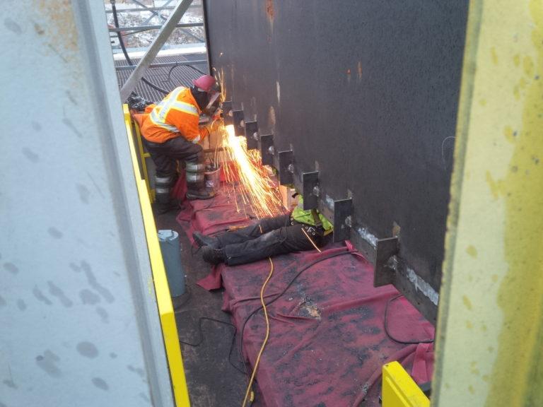 Image of Shekak G.S. Spillway Upgrades