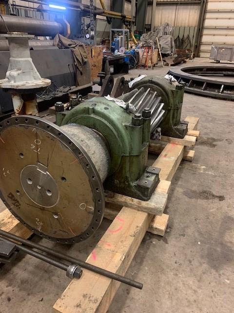 Image of Ball Mill Pinion Shaft Coupling Changeout