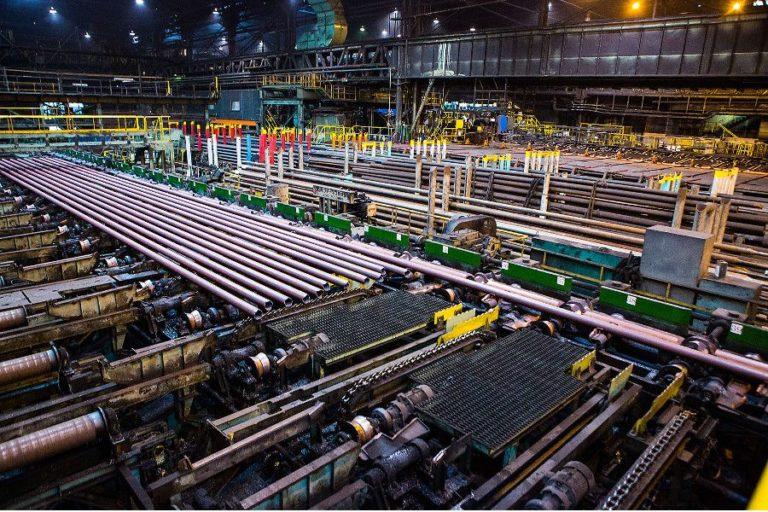 Image of Seamless Tube Cut off Machine Automation Upgrades
