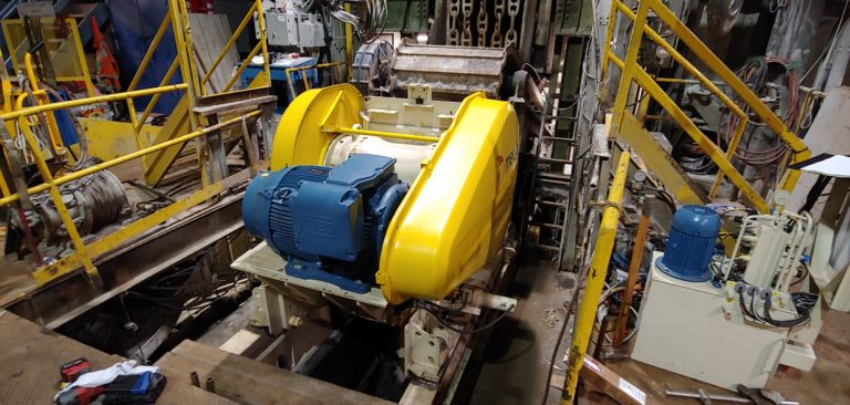 Image of Jaw Crusher Install