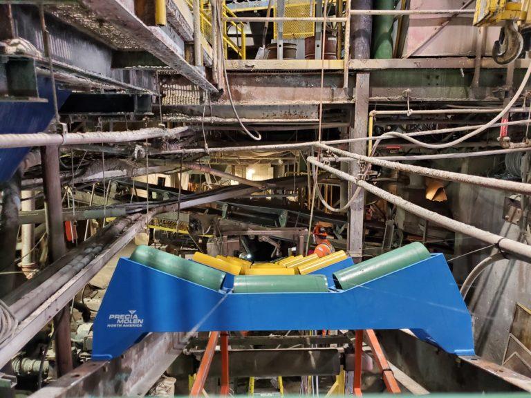 Image of Jaw Crusher Conveyor Upgrades