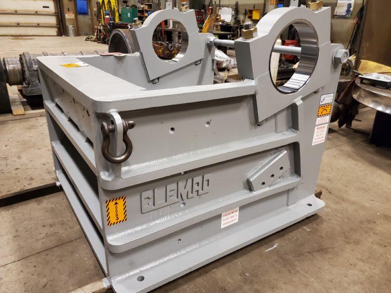 Image of Jaw Crusher Main Frame Refurbishment