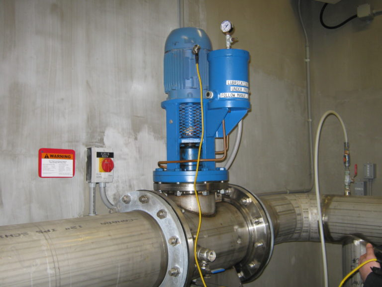 Image of Vibration Testing and Monitoring