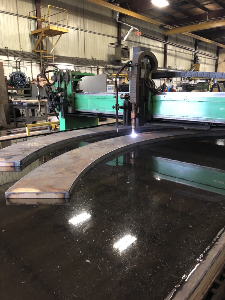Image of CNC Plasma and Oxy Fuel Cutting