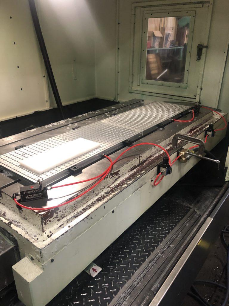 Image of Plastic Machining